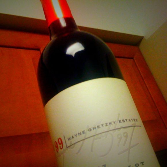 Wayne Gretzky wine