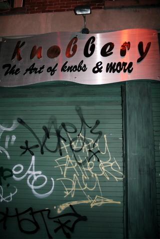 Knobbery